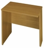 "30"" Left Return - Quantum Modern Cherry Collection - Bush Office Furniture - QT6355MC"