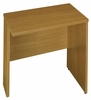 "30"" Right Return - Quantum Modern Cherry Collection - Bush Office Furniture - QT6385MC"