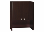 "30"" Storage Hutch - Quantum Harvest Cherry Collection - Bush Office Furniture - QT231FCS"