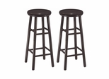"30"" Swivel Bar Stool - Set of 2 - Winsome Trading - 92790"