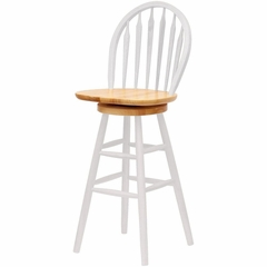 "30"" Windsor Swivel Stool - Winsome Trading - 53630"
