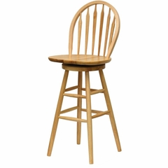"30"" Windsor Swivel Stool - Winsome Trading - 89630"
