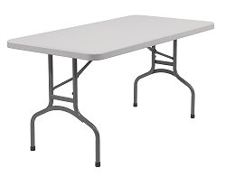 "30"" x 60"" Folding Table - National Public Seating - BT-3060"