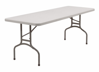 "30"" x 72"" Folding Table - National Public Seating - BT-3072"
