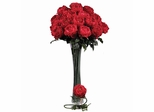 "31"" Large Rose Stem (Set of 12) - Nearly Natural - 2127-RD"
