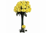 "31"" Large Rose Stem (Set of 12) - Nearly Natural - 2127-YL"