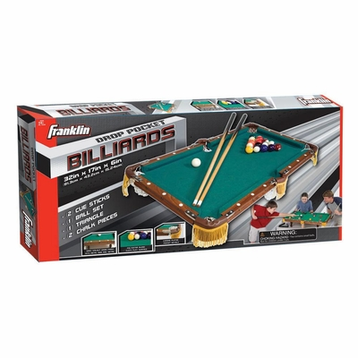32� Drop Pocket Billiards - Franklin Sports