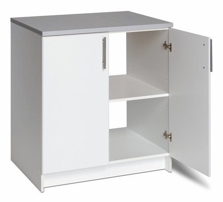 32 Inch Base Cabinet with 2 Doors - Elite Collection - Prepac Furniture - WEB-3236
