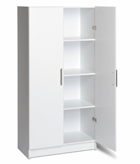 32 Inch Storage Cabinet - Elite Collection - Prepac Furniture - WES-3264