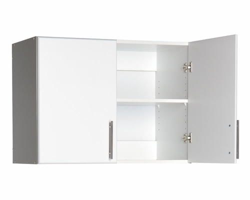 32 Inch Topper and Wall Cabinet with 2 Doors - Elite Collection - Prepac Furniture - WEW-3224