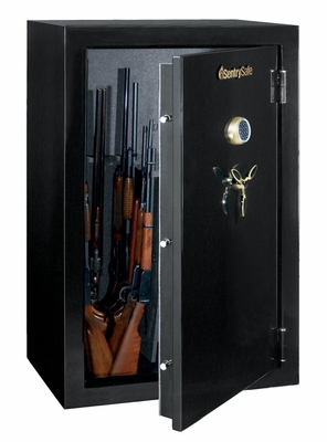 36 Capacity Fire Gun Safe with Electronic Lock - Sentry Safe - GM3659E