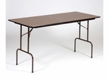 "36"" Counter Height 5/8"" Melamine Top Work Table 30x72 - Correll Office Furniture - CFS3072M"