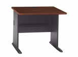 "36"" Desk - Series A Hansen Cherry Collection - Bush Office Furniture - WC90436A"