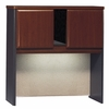 "36"" Hutch - Series A Hansen Cherry Collection - Bush Office Furniture - WC94437"