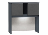 "36"" Hutch - Series A Slate Collection - Bush Office Furniture - WC84837"