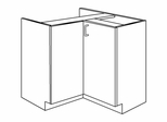 "36"" Lower Corner Cabinet - Prepac Furniture - BCC-3636-F"