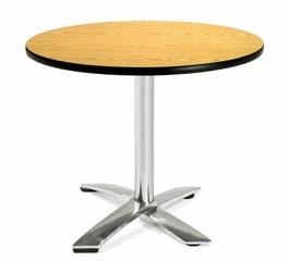 "36"" Round Flip-Top Multi-Purpose Table - OFM - FT36RD"