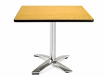"36"" Square Flip-Top Multi-Purpose Table - OFM - FT36SQ"