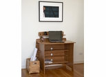 "36"" Straight Desk - Legare Furniture - SDAO-100"