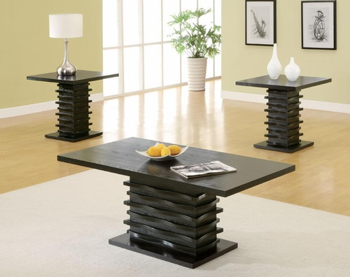 3PC Coffee Table and End Table Set - 701514