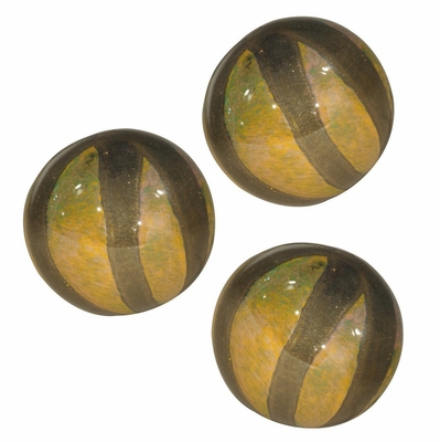 3Pc Doheny Balls - Dale Tiffany - PG80137