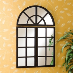 3pc Windowpane Mirror Set - Holly and Martin