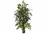 4.5' Fishtail Palm Silk Tree - Nearly Natural - 5330
