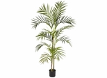 4' Areca Palm Silk Tree - Nearly Natural - 5314