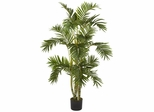 4' Areca Palm Silk Tree - Nearly Natural - 5336