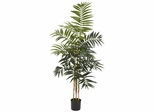 4' Bamboo Palm Silk Tree - Nearly Natural - 5318