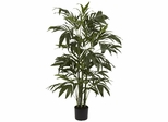 4' Bamboo Palm Silk Tree - Nearly Natural - 5327