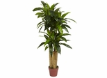 4' Corn Stalk Dracaena Silk Plant (Real Touch) - Nearly Natural - 6648