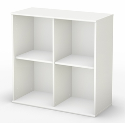 4 Cubby Storage Shelves - Stor it - South Shore Furniture - 5050772