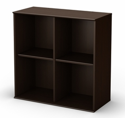 4 Cubby Storage Shelves - Stor it - South Shore Furniture - 5059772