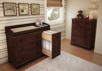 4-Drawer Chest in Royal Cherry - Precious - South Shore Furniture - 3346034