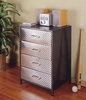4-Drawer Chest - Monster Bedroom - Powell Furniture - 500-008