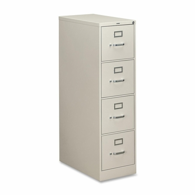 4 Drawer File - Light Gray - HON314PQ