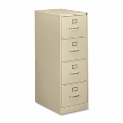 4 Drawer File - Putty - HON314CPL