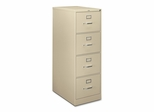 4 Drawer Legal File - Putty - HONH324CL