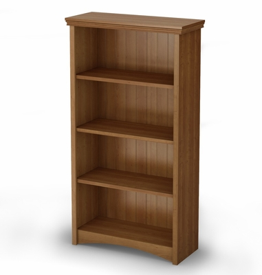 4-Shelf Bookcase - Gascony - South Shore Furniture - 7376767