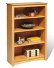 4 Shelf Bookcase in Maple - Sonoma Collection - Prepac Furniture - MDL-3248