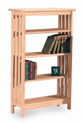4 Tier Mission Shelf Unit - SH-4830M