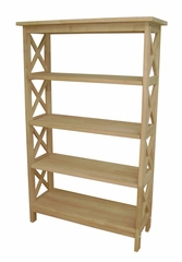 4 Tier X-Sided Shelf Unit - SH-4830X