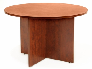42 Inch Round Conference Table - Legacy Laminate - LCTR42
