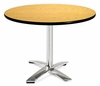 "42"" Round Flip-Top Multi-Purpose Table - OFM - FT42RD"