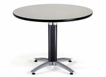 "42"" Round Multi-Purpose Table (Mesh Base) - OFM - MT42RD"