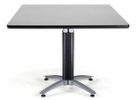 "42"" Square Multi-Purpose Table (Mesh Base) - OFM - MT42SQ"