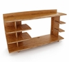 "43"" Straight Hutch - Legare Furniture - HTAO-110"