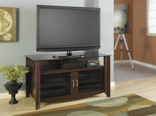 46 Inch TV Stand - Aero - Bush Furniture - MY16846-03