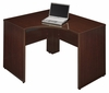 "47"" Right Corner Shell - Quantum Harvest Cherry Collection - Bush Office Furniture - QT0465CS"